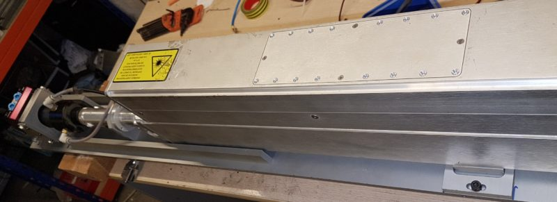 laser coherent E150