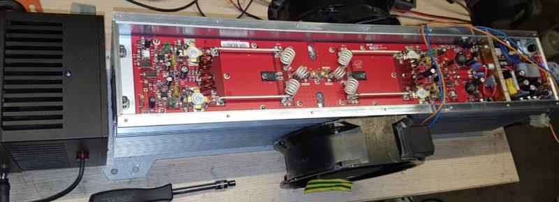 Recarga láser Synrad V40