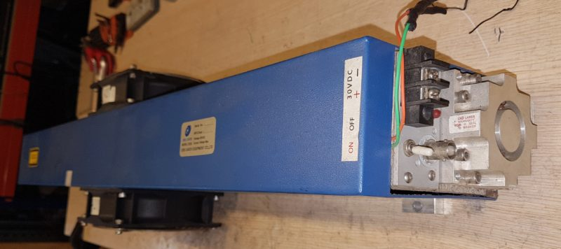 CRD CR30 laser
